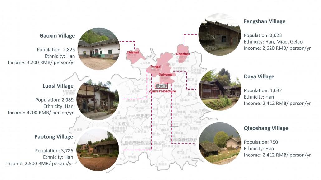 VWM China Batch 5 projects in Zunyi